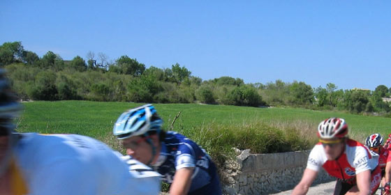 Cycling in Pollensa