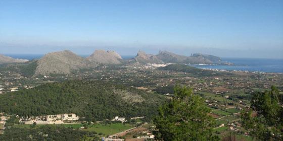 Visita Pollensa, Mallorca