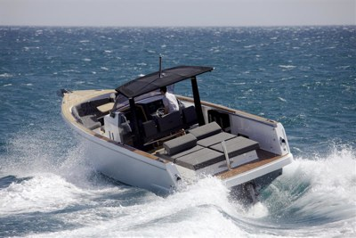 Rent a boat: Fjord 36 Open