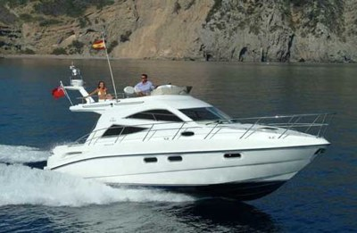 Rent a boat: Sealine F34